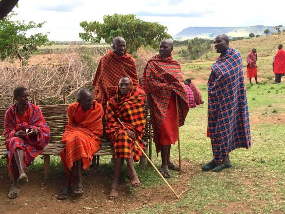 Masaï Kenya
