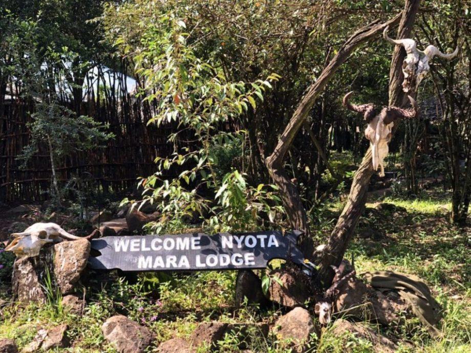 lodge masai mara