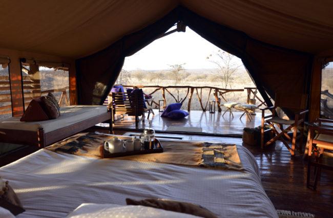 camp de luxe amboseli