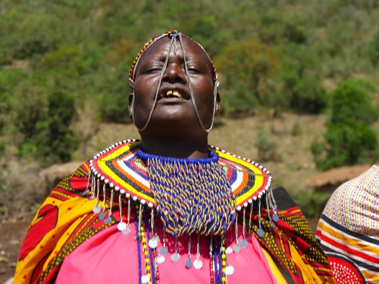 Massaï Kenya