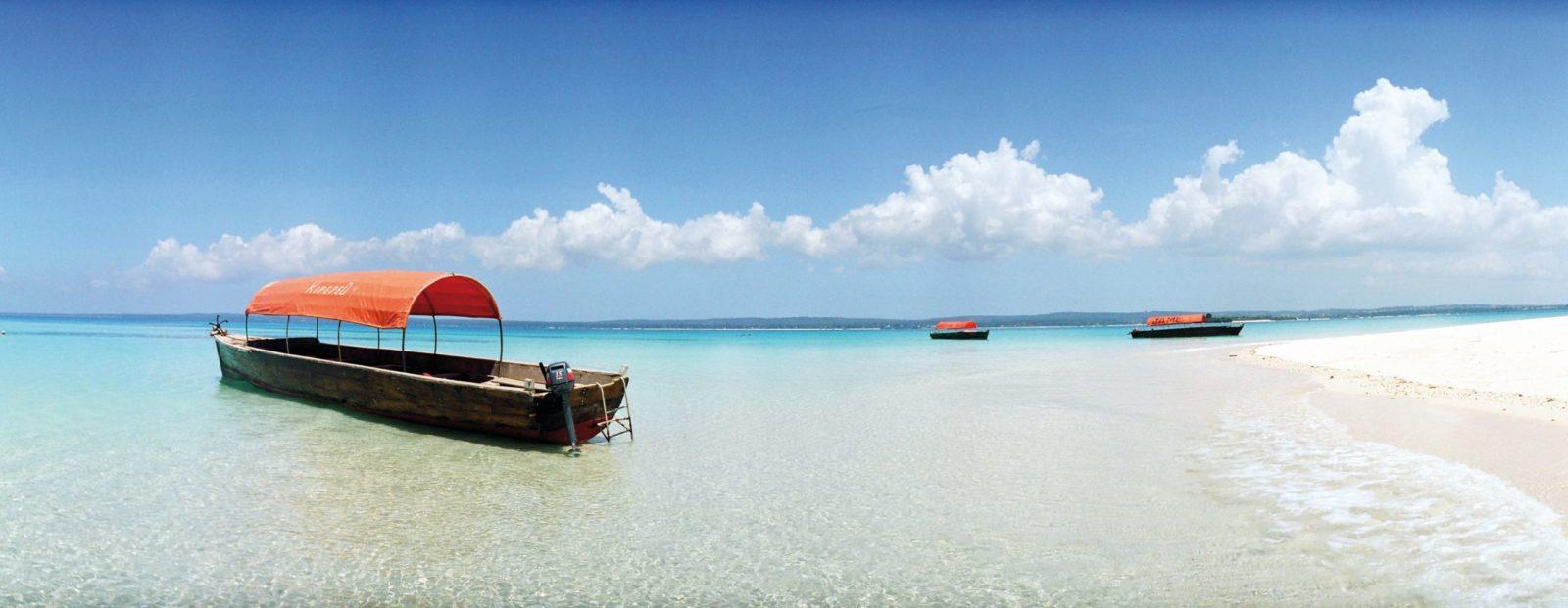 partir à Zanzibar