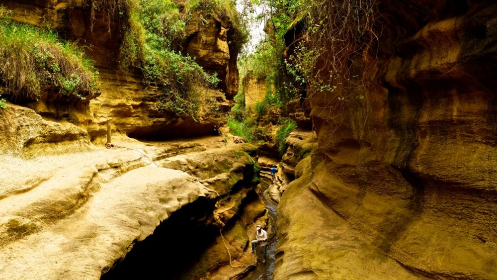 gorges Hell's Gate Kenya