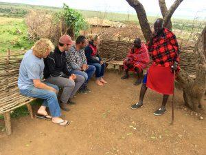 village massai kenya
