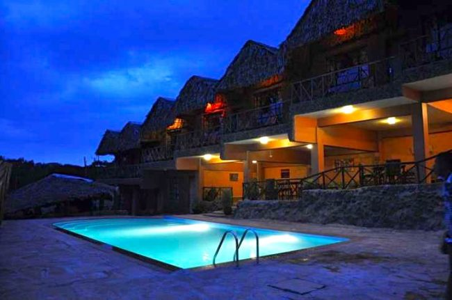 Osoita Lodge Nairobi Kenya